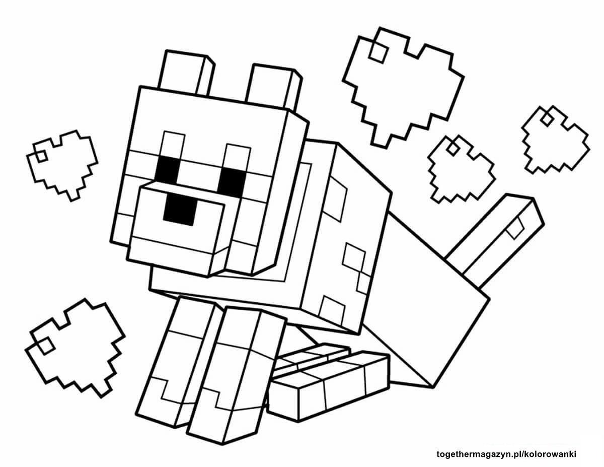 Minecraft Skin Template 14
