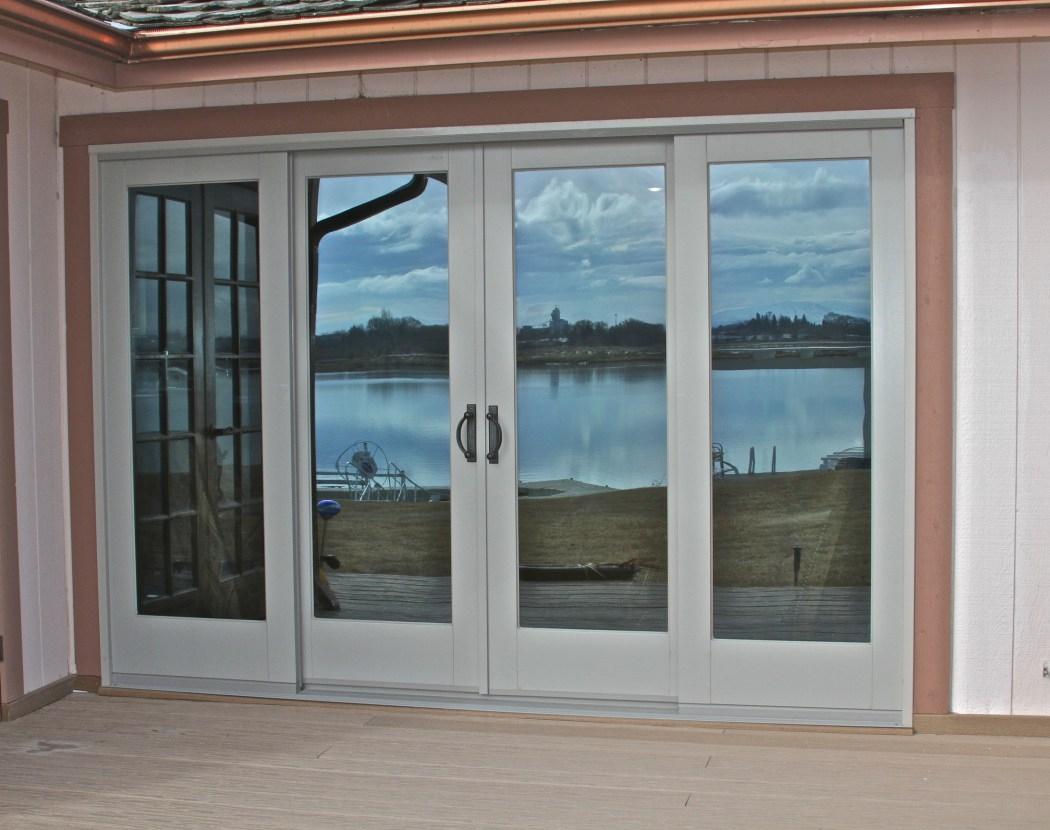 8 foot tall sliding patio doors