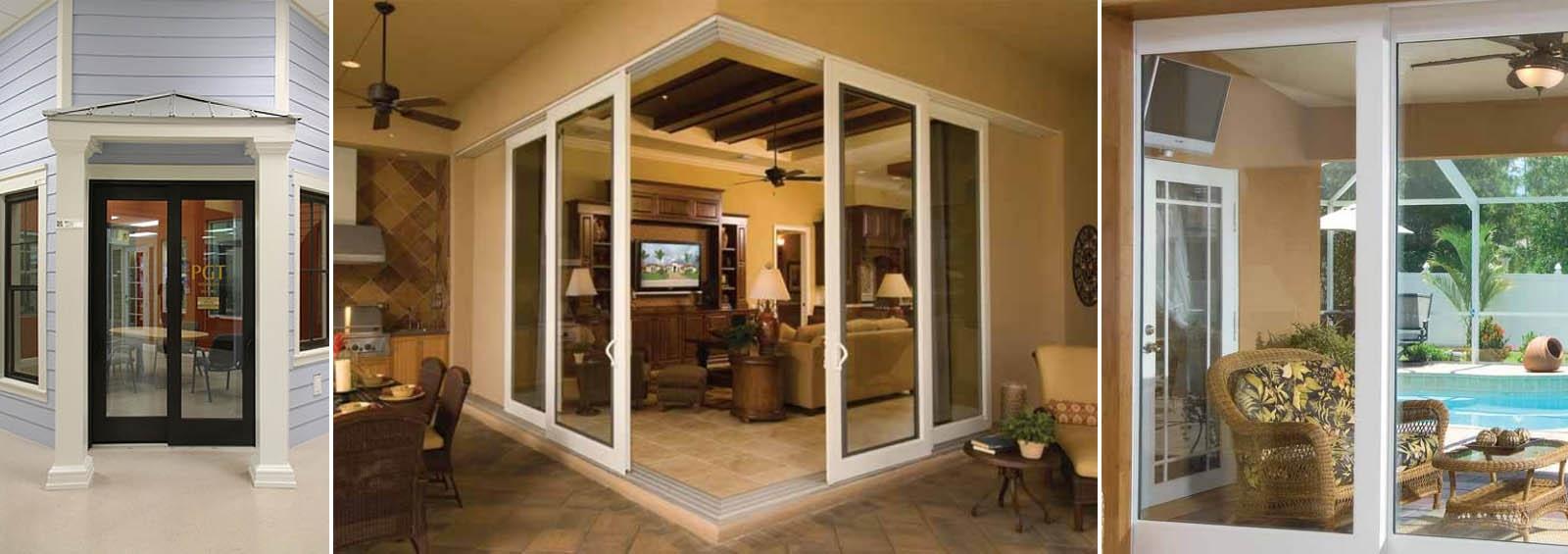 pgt sliding glass doors sliding doors