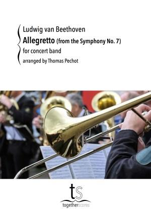 Partitions Harmonie Allegretto Symphonie 7