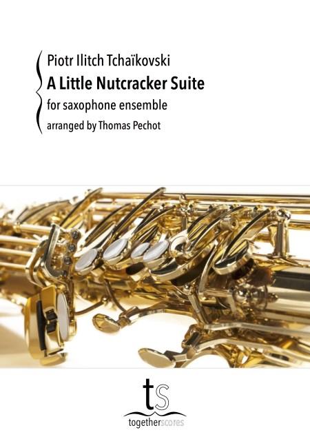 Partituren Bladmuziek Saxofoon Ensemble De Notenkraker