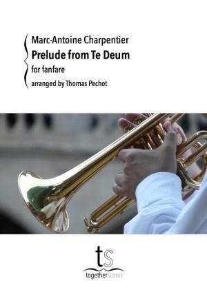 Partition Fanfare Prelude Te Deum Charpentier