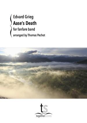 Partition Fanfare La Mort d'Åase Peer Gynt Grieg