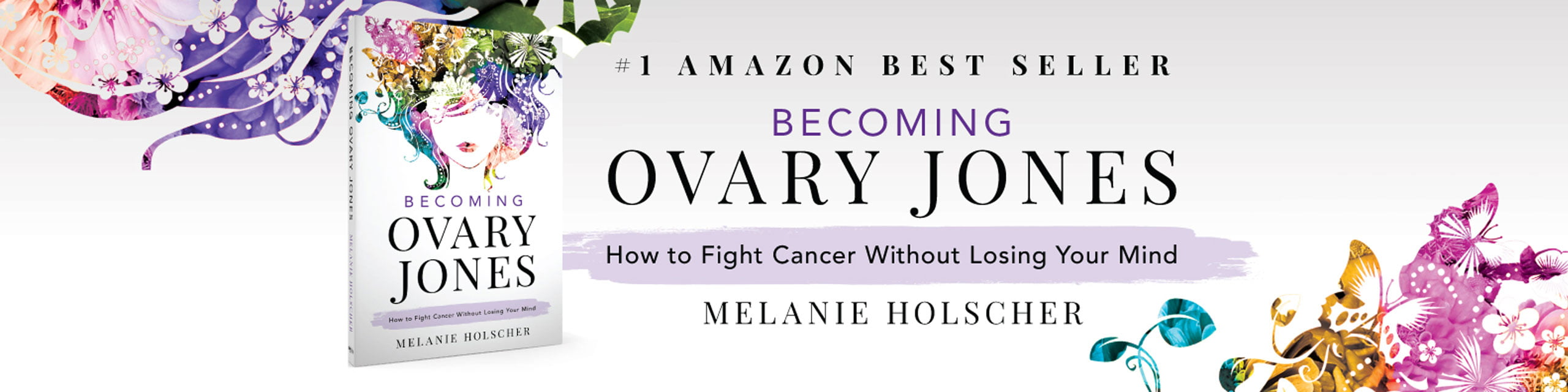 #1 amazon best seller - becoming ovary jones