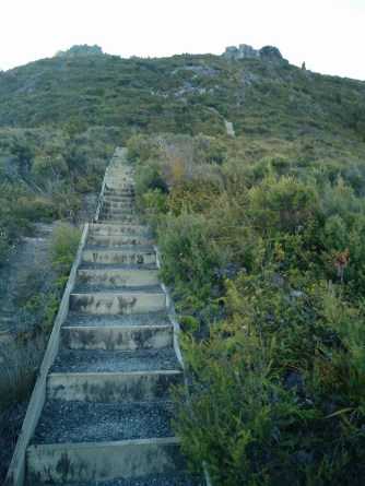 Stairs to the Summit