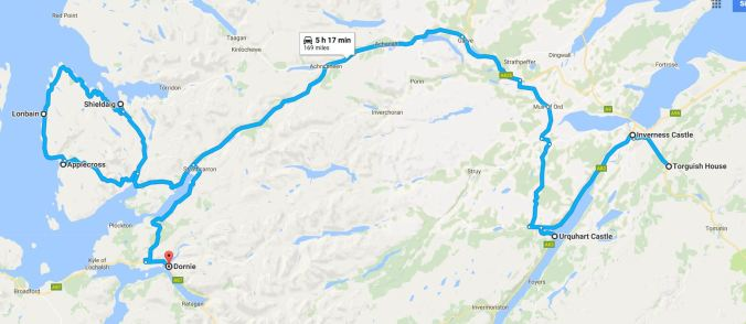 NC500 - Day One