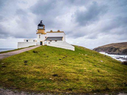 Stoer Point Lighthouse