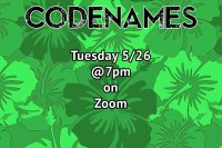 Tabletop Tuesday Online: Codenames