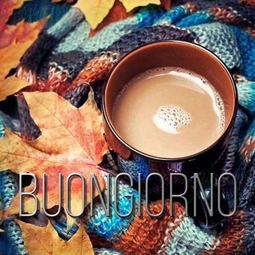 Autunno 2018 caffè