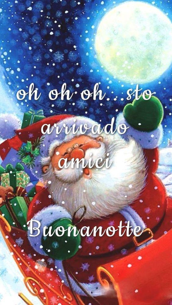 Immagini Di Buona Notte Di Natale.Buonanotte Vigilia Di Natale Toghigi Paper
