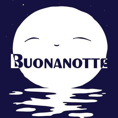 buona notte luna immagini gratis WhatsApp nuove bacionotte dolci sogni