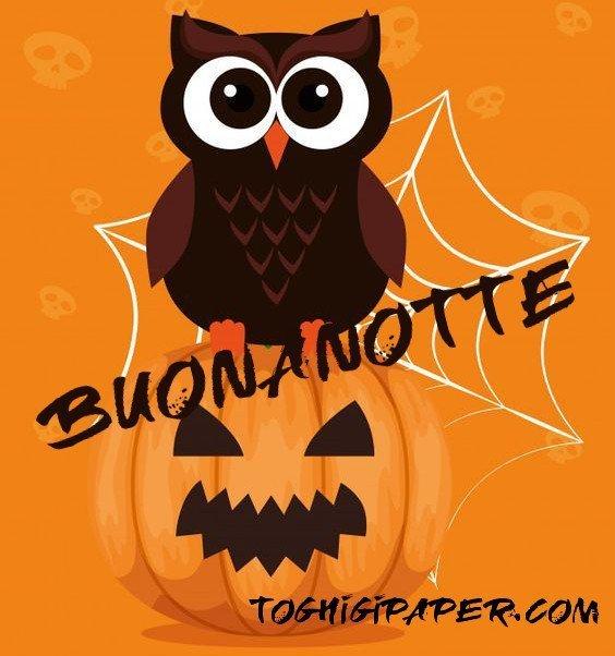 Buongiorno e buonanotte Halloween immagini nuove, belle e originali da scaricare gratis