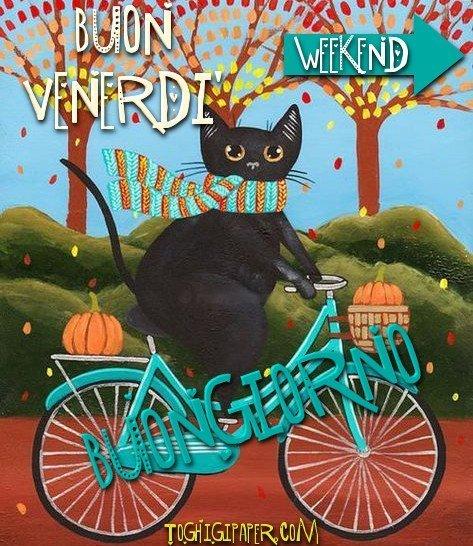 Buongiorno, buon venerdì autunno, nuove e bellissime immagini da scaricare gratis