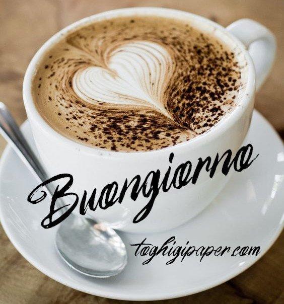 Buon giorno caffè nuove whatsapp