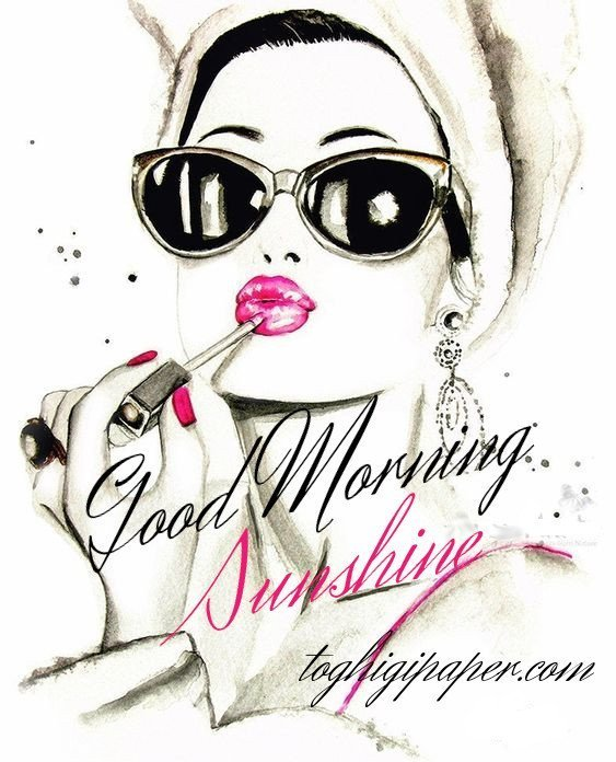 Good Morning Sunshine cute images free for WhatsApp Facebook