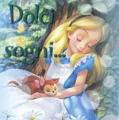 Dolci sogni buonanotte nuove immagini gratis per Facebook , WhatsApp, Pinterest, Instagram e Twitter