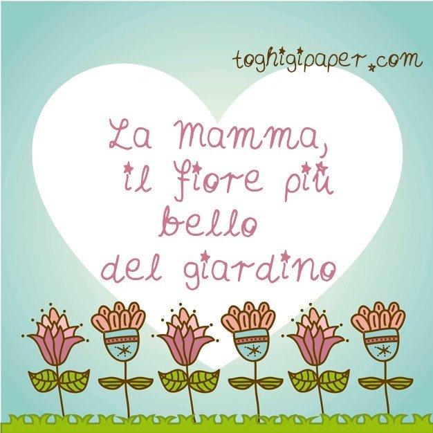 Festa della mamma frasi ed immagini nuove e bellissime da scaricare gratis per WhatsApp, Facebook, Pinterest, Instagram, Twitter e tutti i tuoi social preferiti.