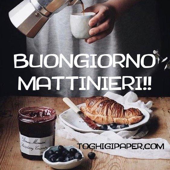 Buongiorno caffè mattinieri nuove e belle immagini gratis per WhatsApp, Facebook, Pinterest, Instagram, Twitter
