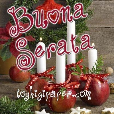Serata natalizia, buona sera, nuove immagini gratis per WhatsApp, Facebook, Instagram, Pinterest, Twitter