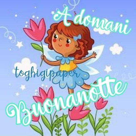 Buonanotte a domani dolci sogni BELLISSIME nuove immagini gratis WhatsApp Facebook serena dolce buona notte a domani