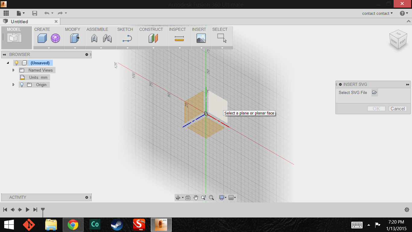 How to Import an SVG into Fusion 360 | Toglefritz's Lair
