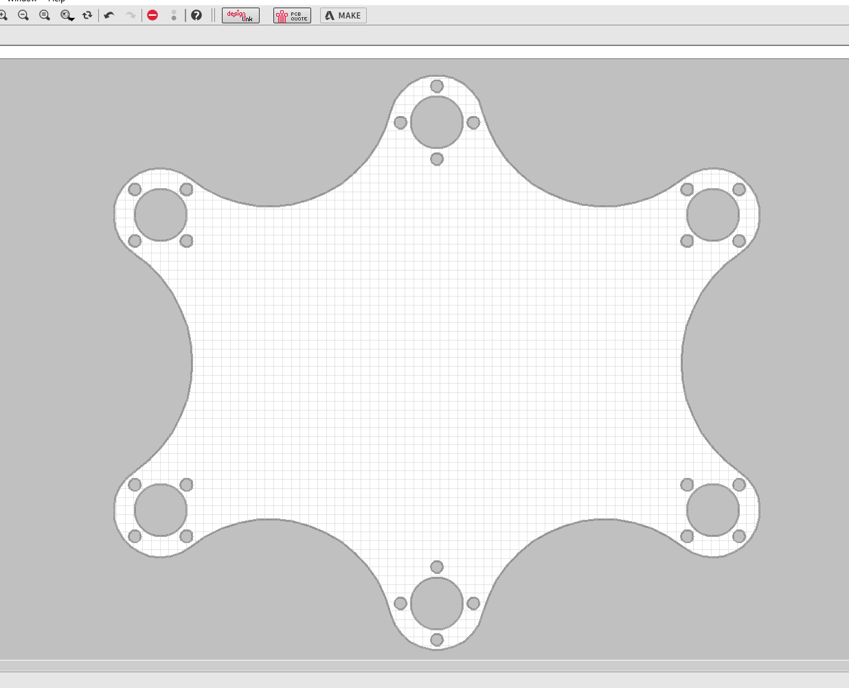 Using Fusion 360 To Design Complex Pcb Shapes In Eagle Cad Designer Is Everything You Need Easy Use However Even Though The Dimension Layer Totally Accurate Original There Still An Issue If Have Any Internal Features