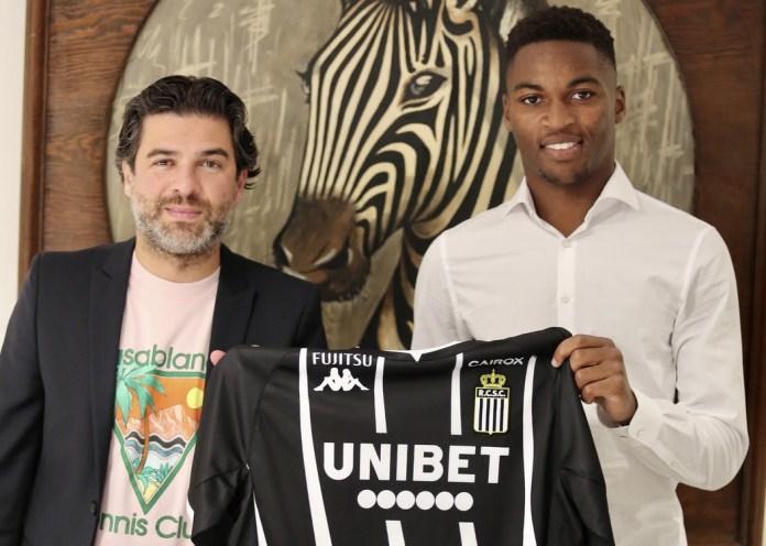 Loic Bessile signe à Charleroi