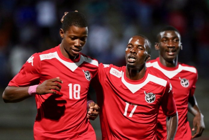 Equipe namibienne de football