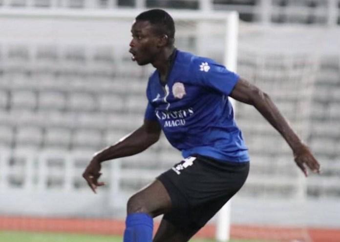 Felix Adzayi (Ka.I FC de Macau)