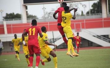 Togo vs Congo