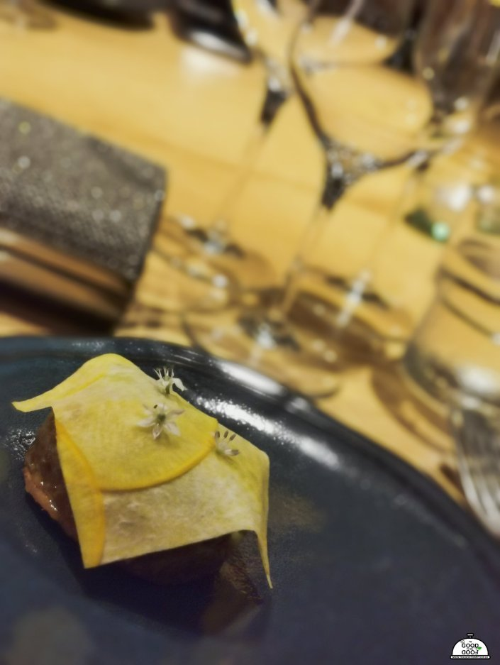 Besengeh geitenbok - meiraap atjar - rempjek - bieslookmayonaise togoodtobefood  CIRCL  Rudolf Brand RIJKS  Joris Bijdendijk