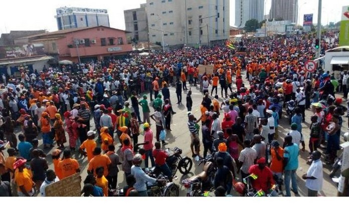 La coalition des 14 de nouveau dans les rues les 6, 7 et 9 juin prochains