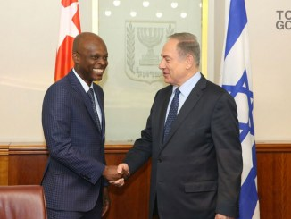 Lome accueillera un sommet Afrique Israel ng image full