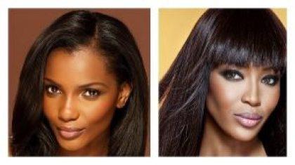 3 6 Ces stars nigérianes sosies des célébrités americaines [Images]