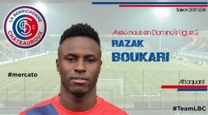 razak boukari