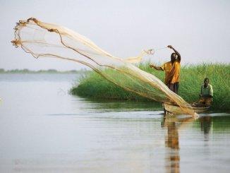 peche Togo: pêche interdite sur le lac Nangbéto