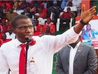 tikpi atchadam bon Tchikpi Atchadam répond au ministre Yark Damehame