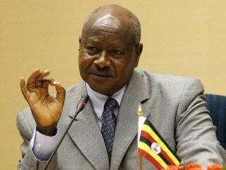 yoweri museveni of uganda Ouganda: Yoweri Museveni tenté par une présidence à vie