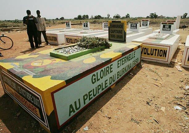 435504227 81403 1417875413 Des présidents Africains seraient derrière l'assassinat de Sankara (Enquête)