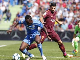 dako Liga : après Messi, Djene Dakonam défie Cristiano Ronaldo