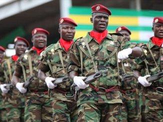 FAT 2 Togo: des officiers de l'armée sanctionnés par l'ONU