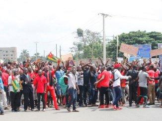 ouf Des manifestants blessés par balle à Lomé [Vidéo]
