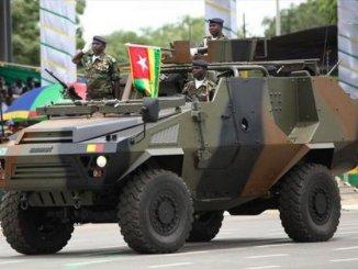 vehicule militaire Tueries à Bafilo: les nouvelles révélations accablantes des USA