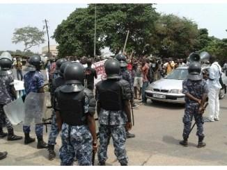 ARRESTATION 2 Lomé: un militant du PNP arrêté ce mardi matin