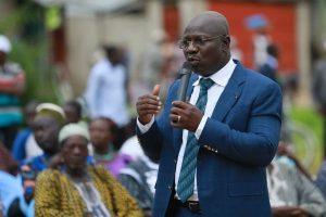 faure 1 Togo: les derniers piliers de Faure Gnassingbé au sein d' UNIR