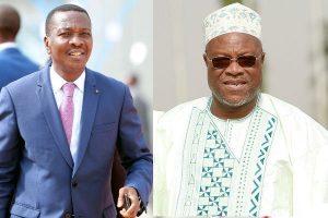 faure 2 Togo: les derniers piliers de Faure Gnassingbé au sein d' UNIR