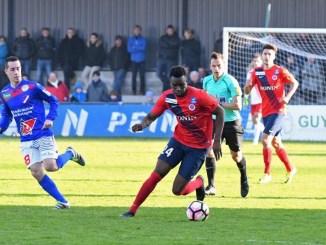 razak boukari Ligue 2 : Razak Boukari et Châteauroux font du « sur place »