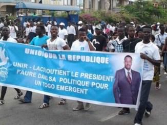 UNIR2 Marche du 13 janvier: des élèves « contraints » à marcher pour UNIR