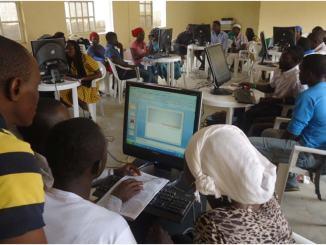 internet 2 L'Afrique a enregistré le plus fort taux de croissance d'Internautes en 2017