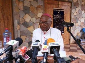 mgr kpodro Dialogue au Togo : voici l'intégralité de la déclaration de Mgr Kpodzro